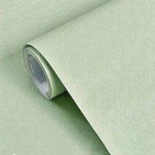 Wallpaper Thickness Self Adhesive Monochrome