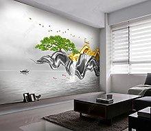 Wallpaper Wall Murals for Bedroom Living Room Boat