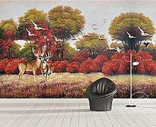 Wallpaper Wall Murals for Bedroom Living Room Oil