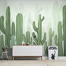 Wallpaper Wall Muralscustom 3D Nordic Modern
