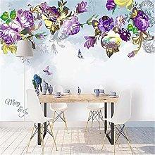 Wallpaper Wall MuralsCustom 3D Wallpaper Mural