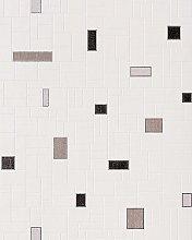 Wallpaper wall washable EDEM 584-20 vinyl modern
