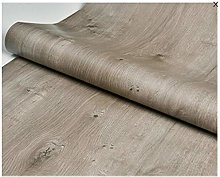 Wallpaper Wood Stickers Thickened Waterproof PVC