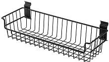 Walltech Metal/Wire Basket (Set of 2) Rebrilliant