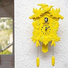 WALPLUS Children Wall Clock Cuckoo Clock Modern
