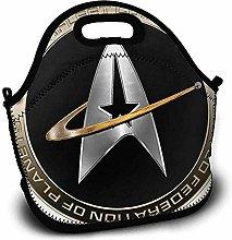Walter Margaret Hittings Neva Star Trek 50 Lunch