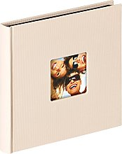 black 2er Pack 30 x 30 cm Pack of 2 30 x 30 cm Walther Fun Photo Album