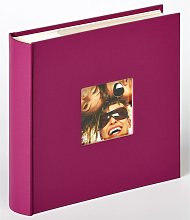 Walther Design Photo Album Fun Memo 10x15cm Violet
