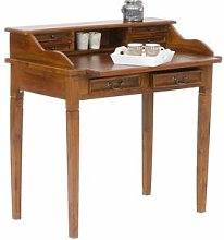 Walworth Secretary Desk ClassicLiving Colour: Brown