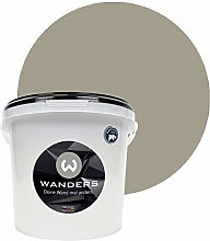 Wanders24 Blackboard Paint matt (3 liters,