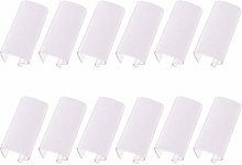 WANDIC Table Skirting Clips, 30 Pcs Clear