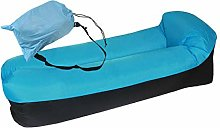 Wang Fast Inflatable air Sofa Bed Outdoor Garden