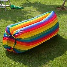Wang Fast Inflatable Lazy Sleeping Bag Portable