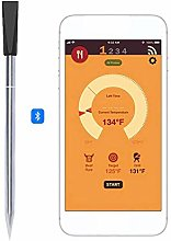 WANG-L Wireless Bluetooth Barbecue Thermometer,