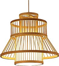 wangch Modern And Simple Bamboo Chandelier,