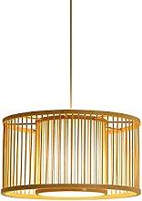 wangch Modern Simplicity Bamboo Chandelier,