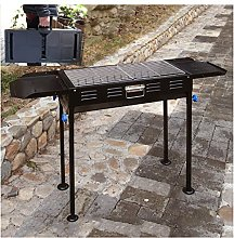 WANGF BBQ Grill Household Charcoal Outdoor Grill