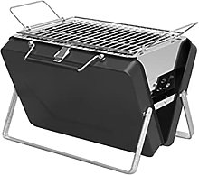 WANGF Outdoor Folding Portable Charcoal Barbecue