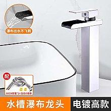 WANGJEDENPY Hot and Cold Basin Faucet washbasin