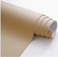 wangk Fabric Leatherette Leather Tooling Sewing