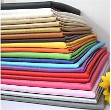 wangk Faux Leather Leatherette Fabric Premium