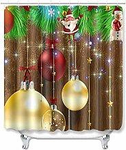 WANGXIAO Weihnachtsmann Weihnachtsmannball Shower