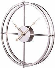 wangxike 60CM Large Wall Clock Vintage XXL, Silent