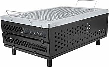 wangYUEQ Charcoal Grill Ceramic Grill Grill Table