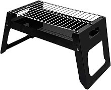 wangYUEQ Portable Barbecue Charcoal Grill
