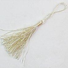 WANM 100pcs 14cm Tassel Pendant Dacron Chinese