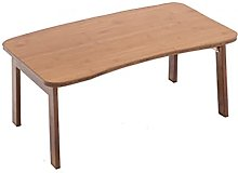 WanuigH Tatami Table Dormitory Solid Wood Simple
