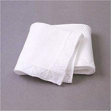WanXingY Baby Blanket Knitting 100 * 80cm Super