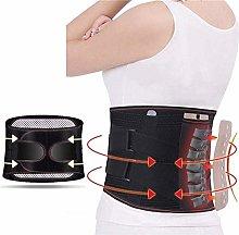 Support dorsal WanZhuanK, ceinture de soutien lombaire en maille,