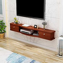 Wap Wall Mount Tv Cabinet with Drawer, Wall Shelf