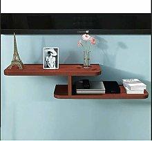 Wap Wall Mounted Tv Shelves Wood, Floating Media