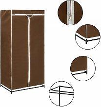 Wardrobe Brown 75x50x160 cm - Brown