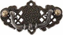 Wardrobe Draw Handles 1Pc 67x38mm Antique Bronze