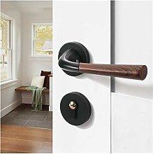 Wardrobe Draw Handles Black Inner Door Lock For