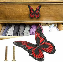 Wardrobe Handle Cabinet Knobs Art Style Zinc Alloy