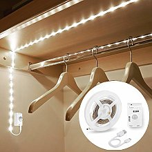Wardrobe Motion Sensor Activated LED Light Strips