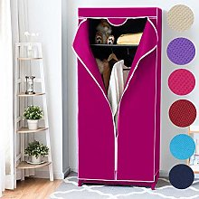 Wardrobe Single Wardrobe Storage, Fabric Wardrobe