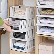 Wardrobe Storage Box , Drawer Storage Racks