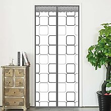 Warm Windproof Door Curtain, Heavy Duty Dustproof
