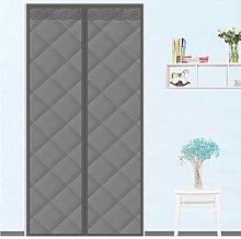Warm Windproof Door Curtain, Noise Reduction Keep