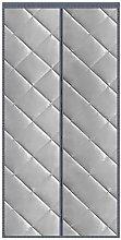 Warm Windproof Door Curtain, With Heavy Duty Air