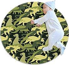 WARMFM Camouflage Dinosaurs Pattern Children