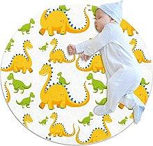 WARMFM Cute Dinosaurs Pattern Children Playing