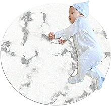 WARMFM Marble Stonetexture Children Playing Area