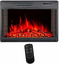 Warmiehomy 26 Inch Electric Fireplace Wall Mounted
