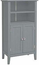 Warmiehomy Bathroom Storage Cabinet, Free-standing